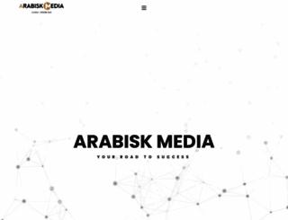 arabiskmedia.com screenshot