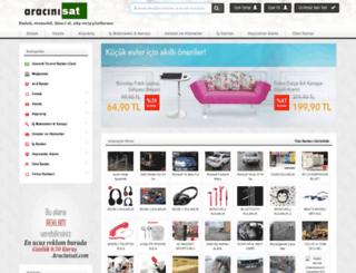 aracinisat.com screenshot
