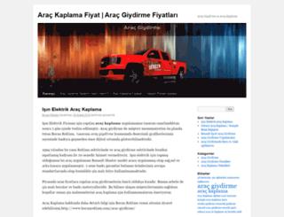 arackaplamafiyat.com screenshot