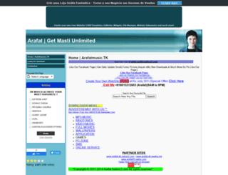 arafat.nation2.com screenshot