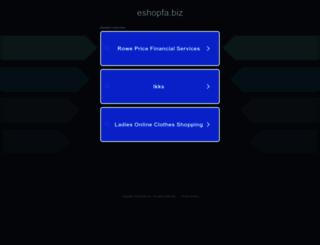 araghanon.eshopfa.biz screenshot