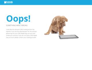 aragonproducts.com screenshot