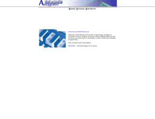aragorn.pb.bialystok.pl screenshot