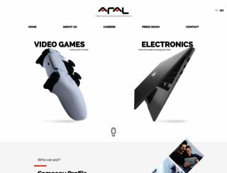 aral.com.tr screenshot