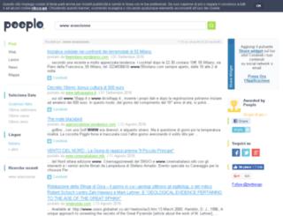 arancionne.splinder.com screenshot