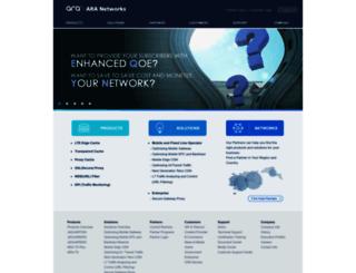 aranetworks.com screenshot