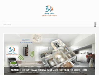 arantecs.com screenshot