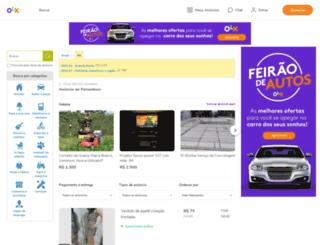 araripina.olx.com.br screenshot
