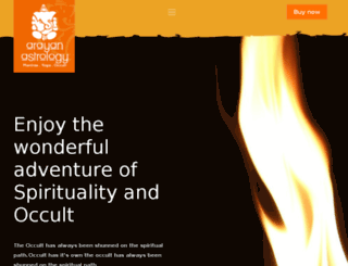 arayanastrology.com screenshot