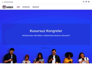 arber.com.tr screenshot