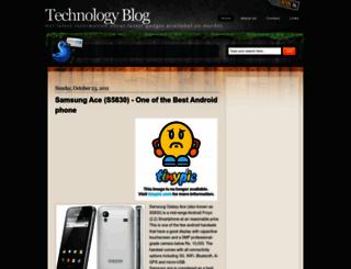 arbertechno.blogspot.com screenshot