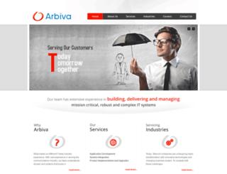 arbiva.com screenshot