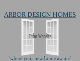 arbordesignhomes.com screenshot