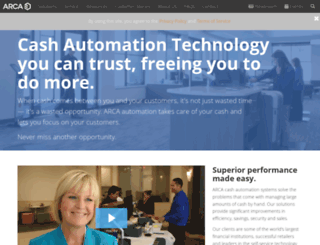 arca.com screenshot