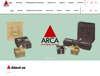 arcaastucci.com screenshot
