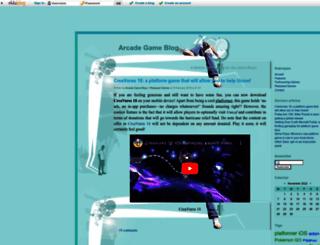 arcade-platform-gamer.eklablog.com screenshot