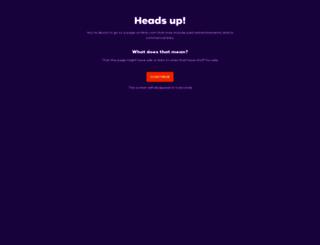 arcade.nick.com screenshot