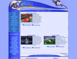 arcadestudio.com screenshot