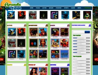 arcadetwist.com screenshot