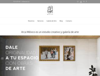 arcamx.com screenshot
