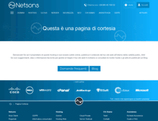 arcapace.org screenshot