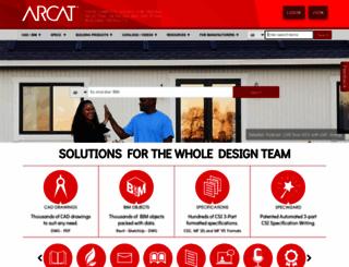 arcat.com screenshot