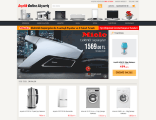 arcbayi.com screenshot