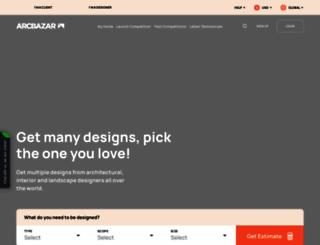 arcbazar.com screenshot