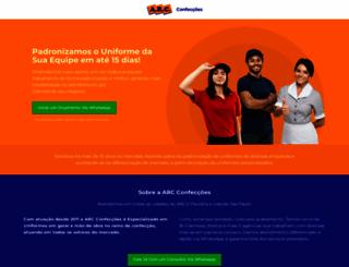 arcconfeccoes.com.br screenshot