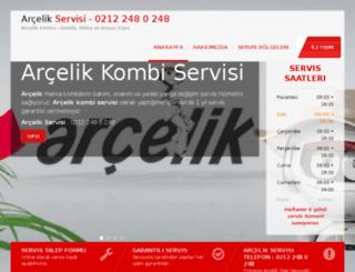 arcelikservisi-tr.com screenshot