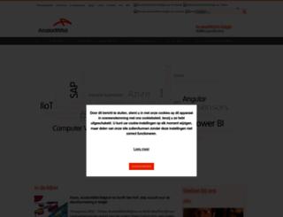arcelormittalgent.com screenshot