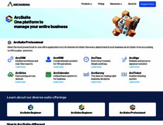 archarina.com screenshot