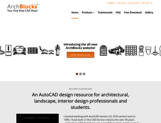 archblocks.com screenshot