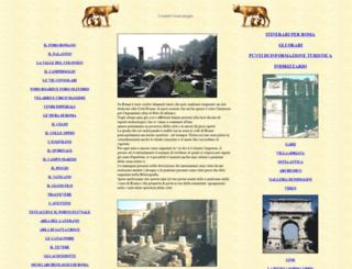 archeoroma.com screenshot