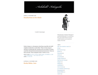 archibaldkobayashi.com screenshot