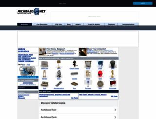 archibase.net screenshot