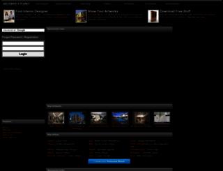 archibaseplanet.com screenshot