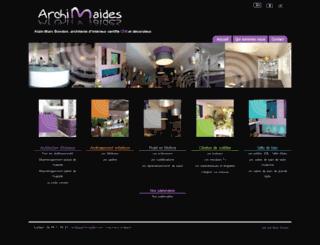archimaides.com screenshot