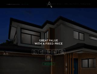 archinspire.com.au screenshot