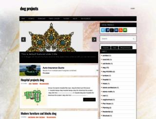 architect-architecturalprojects-dwg.blogspot.com screenshot