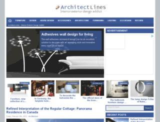 architectlines.com screenshot