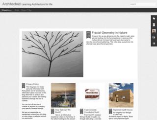architectoid.blogspot.it screenshot