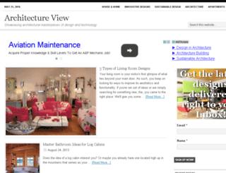 architecture-view.com screenshot