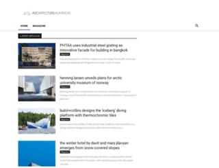 architectureadmirers.com screenshot