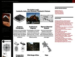 architectureofbuddhism.com screenshot
