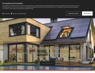 architektblien.de screenshot