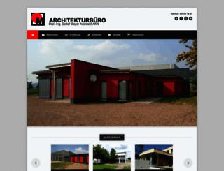 architekturbuero-meyer.com screenshot