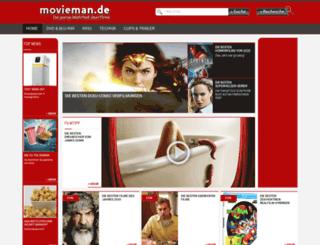 archiv.movieman.de screenshot