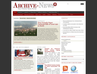 archive-news.net screenshot