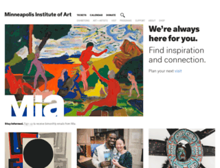 archive.artsmia.org screenshot